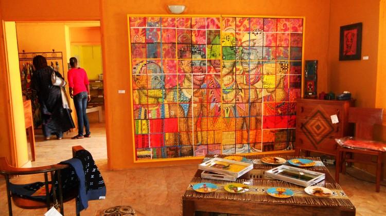 Barkinado Bocum à la Galerie Arte